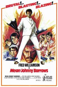 Mean Johnny Barrows - 27 x 40 Movie Poster - Style A