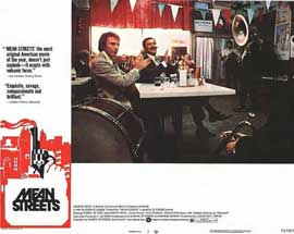 Mean Streets - 11 x 14 Movie Poster - Style A