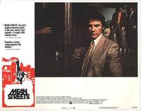 Mean Streets - 11 x 14 Movie Poster - Style B