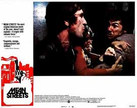 Mean Streets - 11 x 14 Movie Poster - Style C