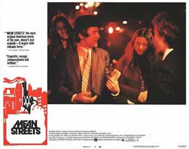 Mean Streets - 11 x 14 Movie Poster - Style D