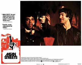 Mean Streets - 11 x 14 Movie Poster - Style E