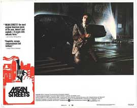 Mean Streets - 11 x 14 Movie Poster - Style F