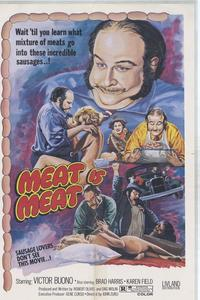 Meat is Meat - 27 x 40 Movie Poster - Style A