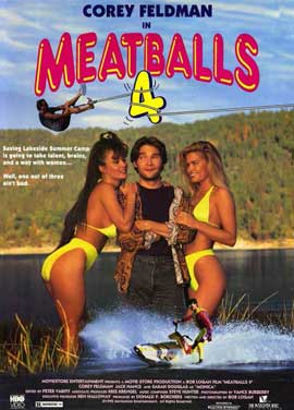 Meatballs 4 - 11 x 17 Movie Poster - Style A