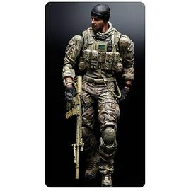 Medal of Honor - Warfighter Preacher Play Arts Kai Figure