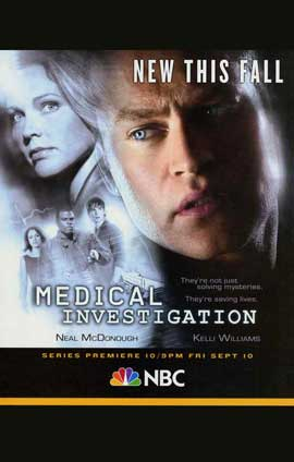 Medical Investigation - 11 x 17 TV Poster - Style A