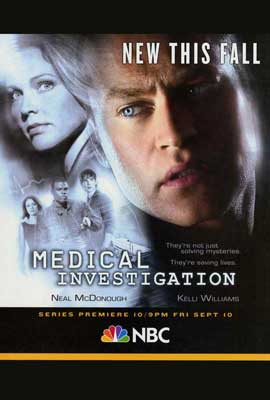 Medical Investigation - 27 x 40 TV Poster - Style A