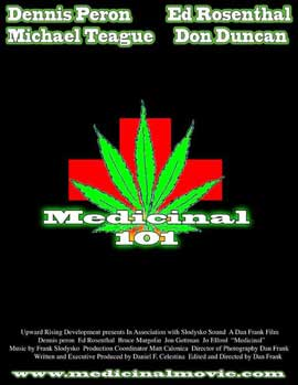 Medicinal 101 - 11 x 17 Movie Poster - Style A