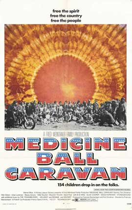Medicine Ball Caravan - 11 x 17 Movie Poster - Style A