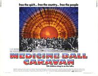Medicine Ball Caravan - 22 x 28 Movie Poster - Half Sheet Style A
