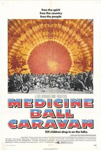 Medicine Ball Caravan - 43 x 62 Movie Poster - Bus Shelter Style A