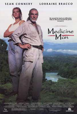 Medicine Man - 11 x 17 Movie Poster - Style A