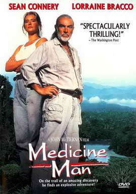 Medicine Man - 27 x 40 Movie Poster - Style B