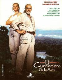 Medicine Man - 11 x 17 Movie Poster - Spanish Style B
