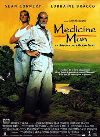 Medicine Man - 11 x 17 Movie Poster - French Style A