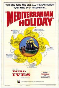 Mediterranean Holiday - 27 x 40 Movie Poster - Style A