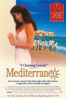 Mediterraneo - 27 x 40 Movie Poster - Style A