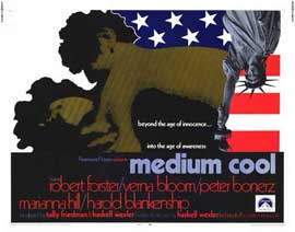 Medium Cool - 11 x 14 Movie Poster - Style A