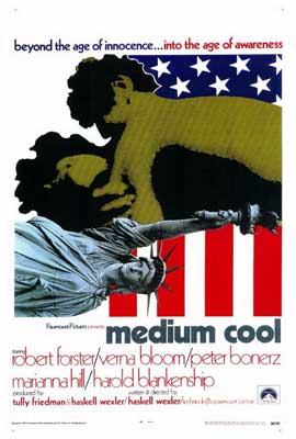 Medium Cool - 27 x 40 Movie Poster - Style A