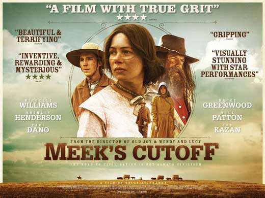 2010 Movie Posters: Meek's Cutoff Movie Posters From Movie Poster Shop