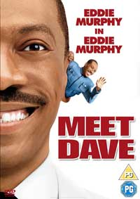 Meet Dave - 27 x 40 Movie Poster - UK Style A