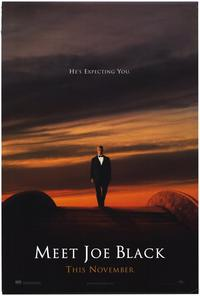 Meet Joe Black - 43 x 62 Movie Poster - Bus Shelter Style A