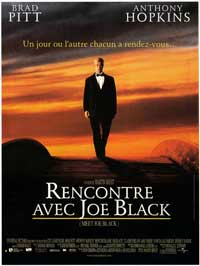 Meet Joe Black - 11 x 17 Movie Poster - French Style A