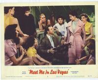 Meet Me in Las Vegas - 11 x 14 Movie Poster - Style D
