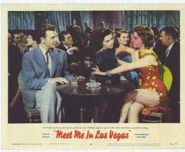 Meet Me in Las Vegas - 11 x 14 Movie Poster - Style E