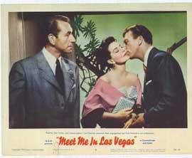 Meet Me in Las Vegas - 11 x 14 Movie Poster - Style F