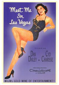 Meet Me in Las Vegas - 43 x 62 Movie Poster - Bus Shelter Style A