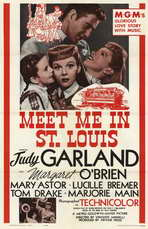 Meet Me in St. Louis - 11 x 17 Movie Poster - Style A