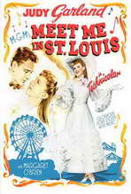 Meet Me in St. Louis - 27 x 40 Movie Poster - Style B