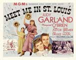 Meet Me in St. Louis - 30 x 40 Movie Poster UK - Style A