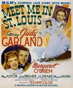 Meet Me in St. Louis - 11 x 17 Movie Poster - Style E