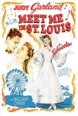 Meet Me in St. Louis - 11 x 17 Movie Poster - Style D