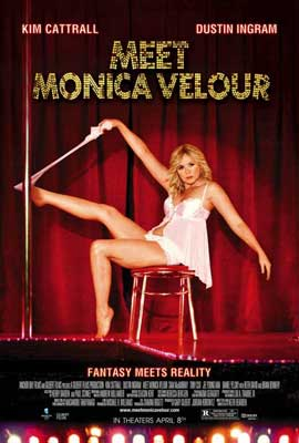 Meet Monica Velour - 11 x 17 Movie Poster - Style A