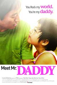 Meet Mr. Daddy - 11 x 17 Movie Poster - Style A