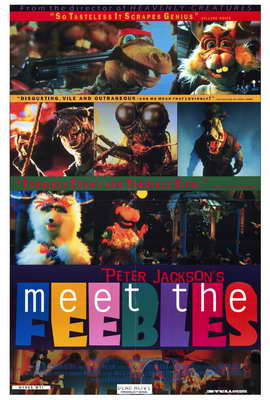 Meet the Feebles - 27 x 40 Movie Poster - Style A