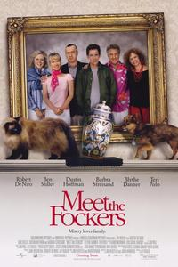 Meet the Fockers - 11 x 17 Movie Poster - Style C
