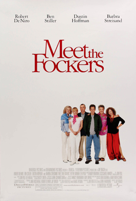 Meet the Fockers - 27 x 40 Movie Poster - Style C