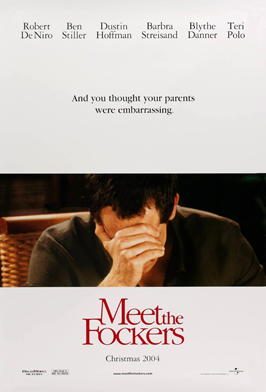 Meet the Fockers - 27 x 40 Movie Poster - Style D