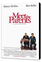 Meet the Parents - 27 x 40 Movie Poster - Style A - Museum Wrapped Canvas