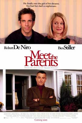 Meet the Parents - 11 x 17 Movie Poster - Style C