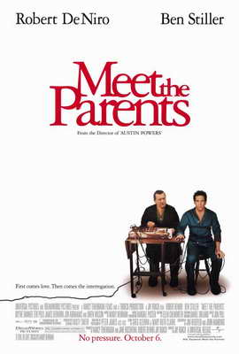 Meet the Parents - 27 x 40 Movie Poster - Style A