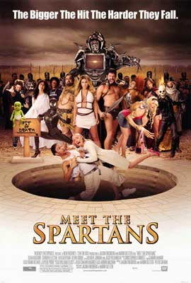 Meet the Spartans - 27 x 40 Movie Poster - Style A
