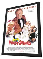 Meet Wally Sparks - 11 x 17 Movie Poster - Style A - in Deluxe Wood Frame