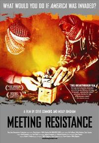 Meeting Resistance - 43 x 62 Movie Poster - Bus Shelter Style A
