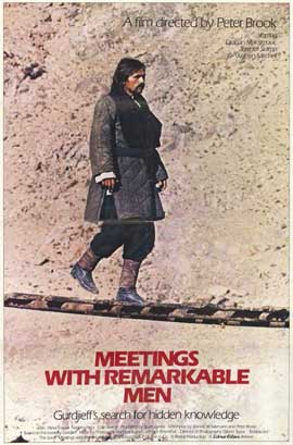 Meetings With Remarkable Men - 11 x 17 Movie Poster - Style A